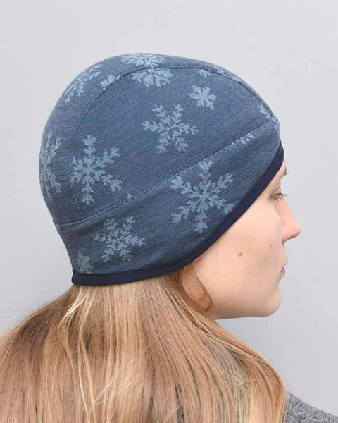 Velo Knit Run Bike Cap – PDF Sewing Pattern