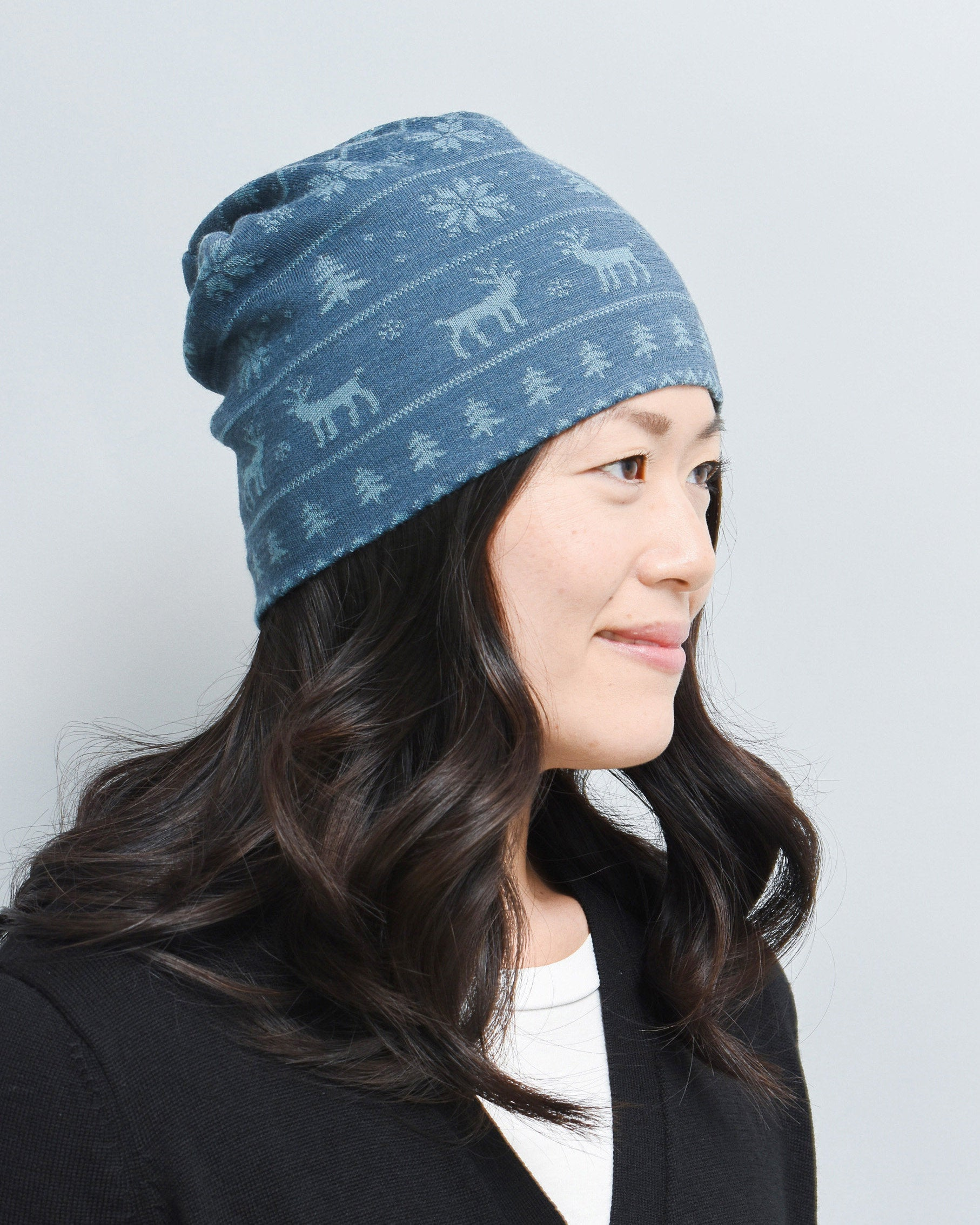 Ullvi Slouchy Hat- PDF Sewing Pattern