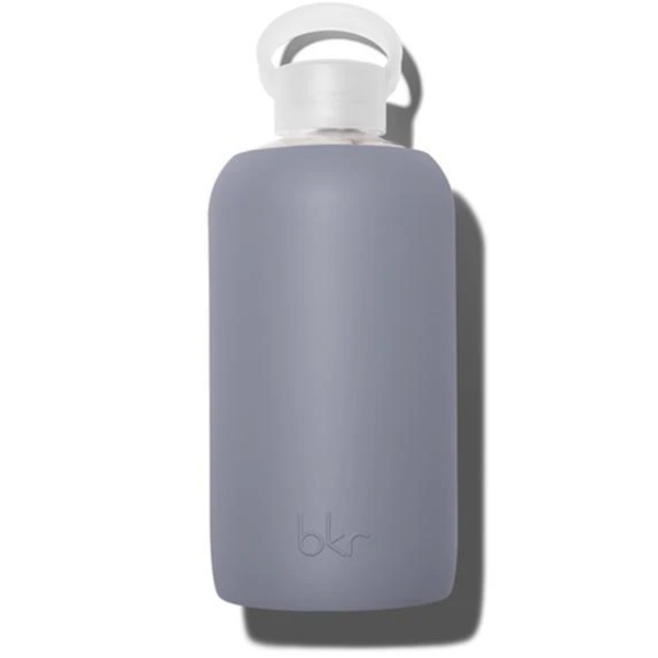 BKR CLOUD 1L GLASS WATER BOTTLE