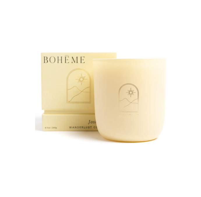 BOHĒME JOSHUA TREE CANDLE