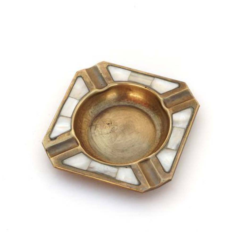 MOTHER OF PEARL ASHTRAY