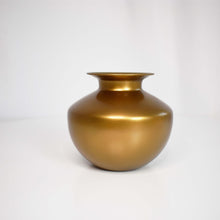 Load image into Gallery viewer, BRASS LOTA VASE
