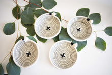 Load image into Gallery viewer, WOVEN COASTERS SET OF 4