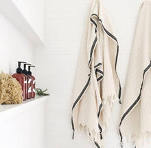 Load image into Gallery viewer, SILVIA TURKISH TOWEL