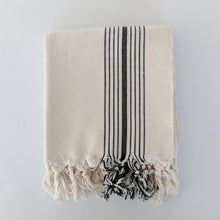 Load image into Gallery viewer, ZEBRINE TURKISH TOWEL