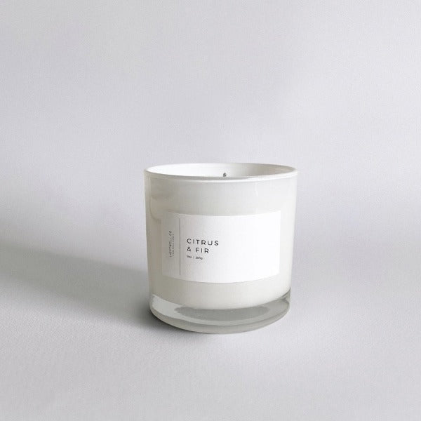 CITRUS & FIR CANDLE