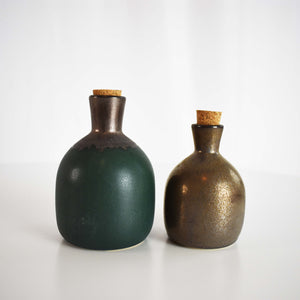 REACTIVE GLAZED BOTTLE SET