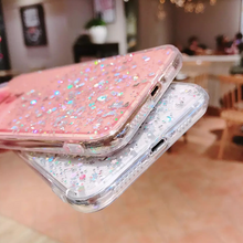 Load image into Gallery viewer, Glitter iPhone Case