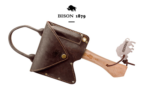 BISON 1879 // Trekkingbeil Set