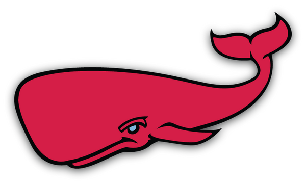 The Red Whale logo