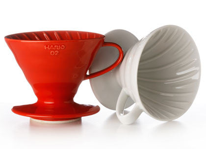 Hario Coffee Dripper-Ceramic V60