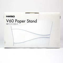 Hario White Ceramic Paper Filter Stand