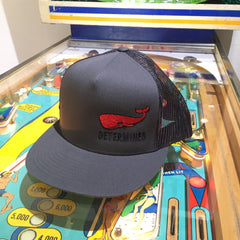 RW Determined Classic Trucker, Flat Bill