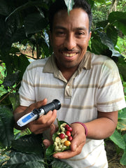 Nicaragua: Ronald & Noelia Fighting Poverty through Quality Microlot