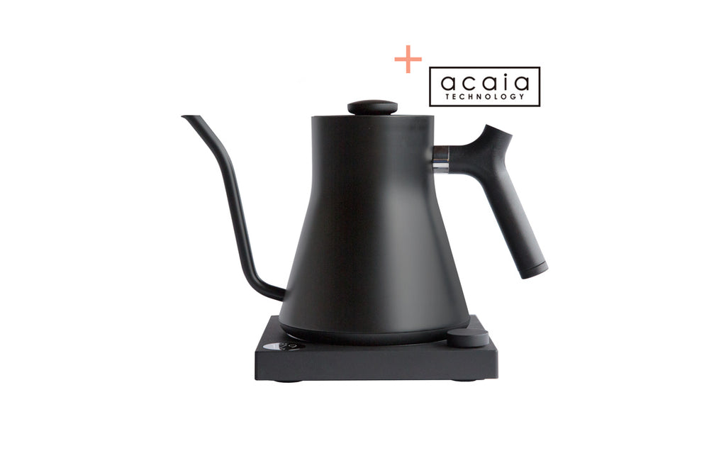 STAGG EKG+ THE ELECTRIC POUR-OVER KETTLE FOR COFFEE LOVERS