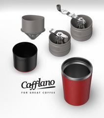Cafflano® Classic - All in One Coffee Maker