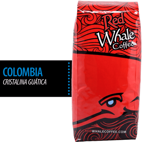 Colombia: Cristalina Guática - Washed