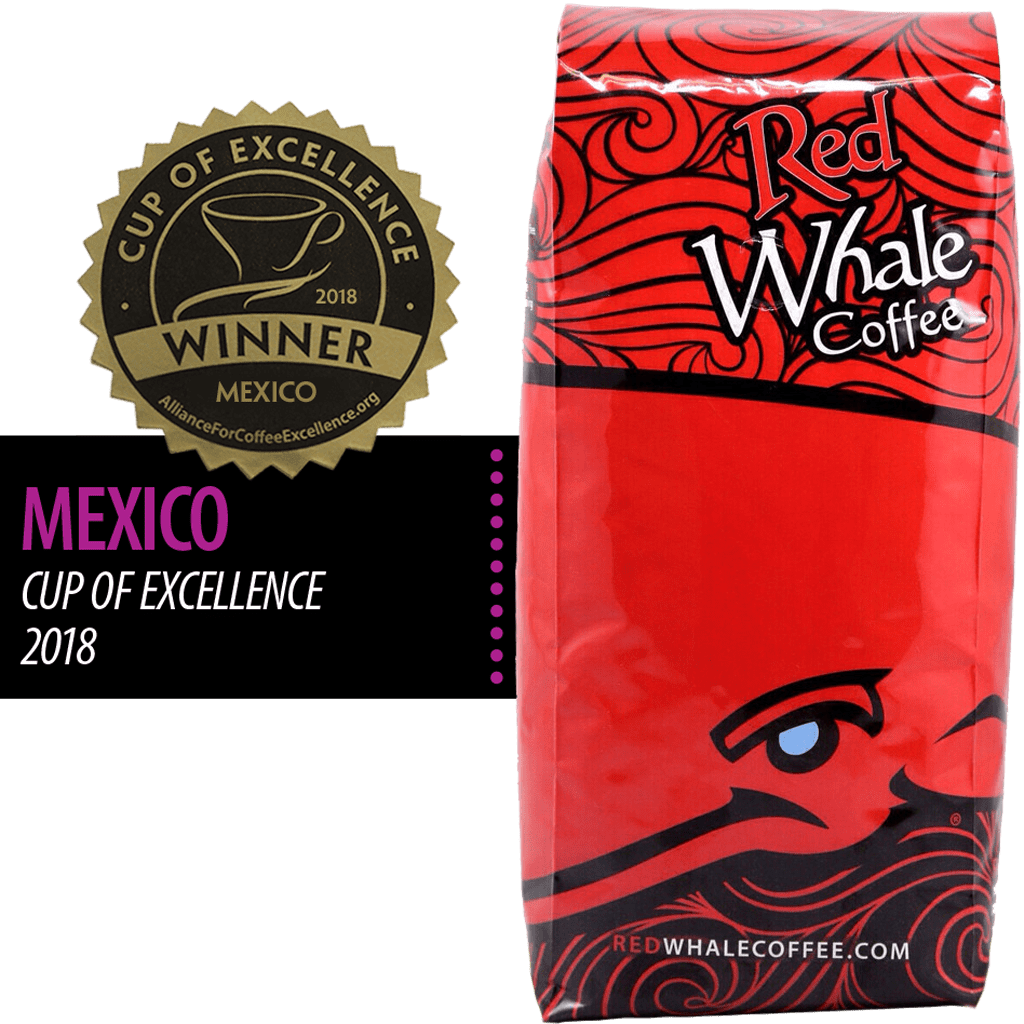 "Mexican Cup of Excellence ""COE"" #5 Winner 2018"