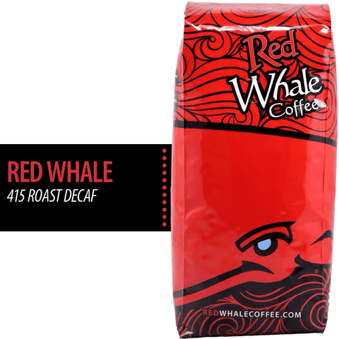 Red Whale 415 Roast DECAF