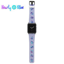 Load image into Gallery viewer, Pieces For Peace - Silicone Apple Watch Band