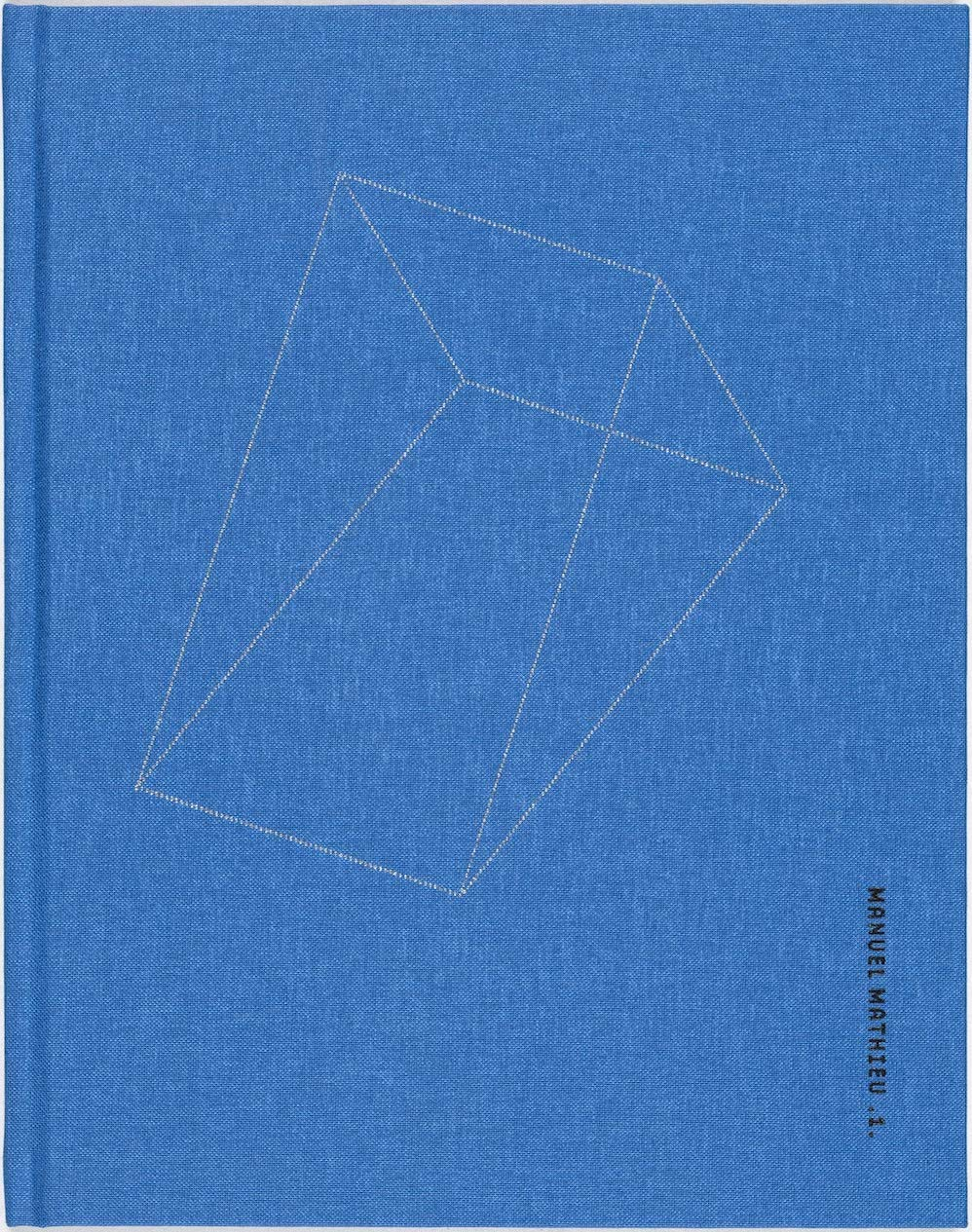 Manuel Mathieu: Recueil Volume #1 - Artist's Book at Kavi Gupta Editions