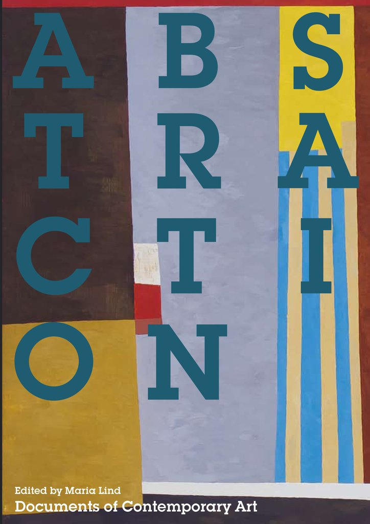 Abstraction - Book at Kavi Gupta Editions