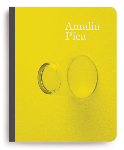 Amalia Pica - Book at Kavi Gupta Editions