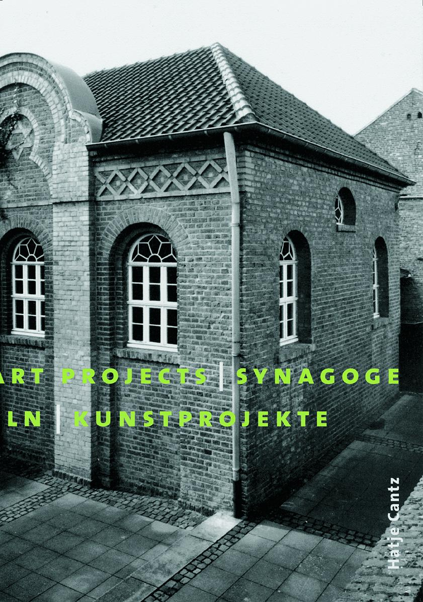 Synagoge Stommelna: Art Projects - Book at Kavi Gupta Editions