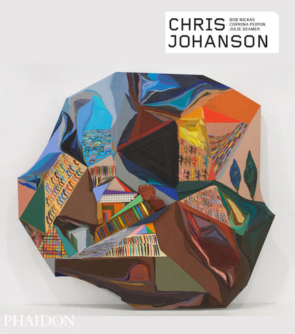 Chris Johanson - Book at Kavi Gupta Editions