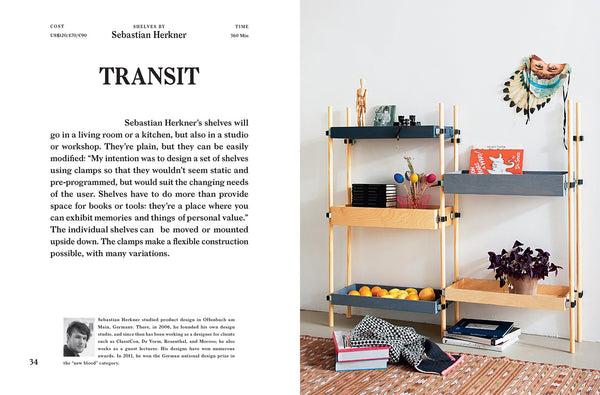 Do It Yourself: 50 Projects by Designers and Artists by Thomas Bärnthaler - Book at Kavi Gupta Editions