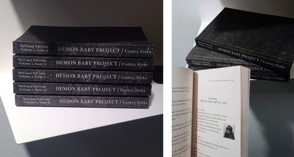 DEMON BABY PROJECT by Corkey Sinks - Book at Kavi Gupta Editions