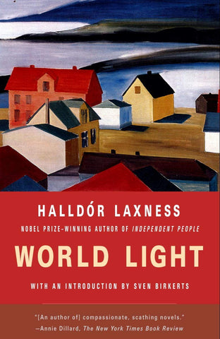 World Light by Halldór Laxness - Book at Kavi Gupta Editions