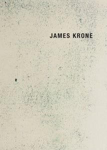 James Krone - Book at Kavi Gupta Editions