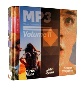 MP3 Volume II: Curtis Mann, John Opera, Stacia Yeapanis - Book at Kavi Gupta Editions