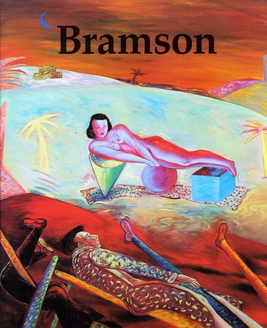 Bramson - Book at Kavi Gupta Editions
