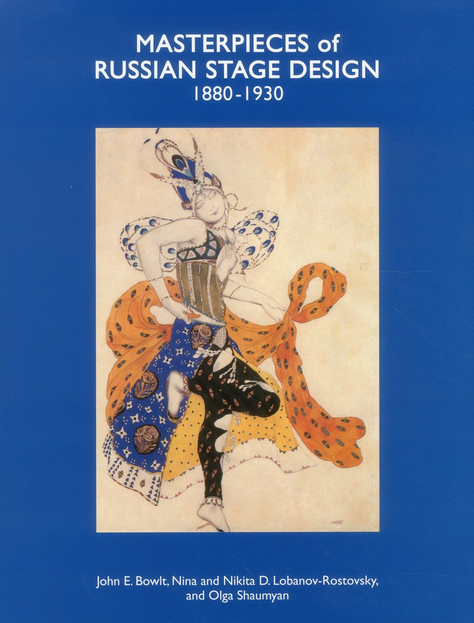 Masterpieces of Russian Stage Design: 1880-1930 - Book at Kavi Gupta Editions
