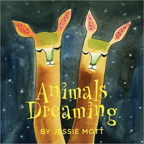 Animals Dreaming by Jessie Mott - Book at Kavi Gupta Editions