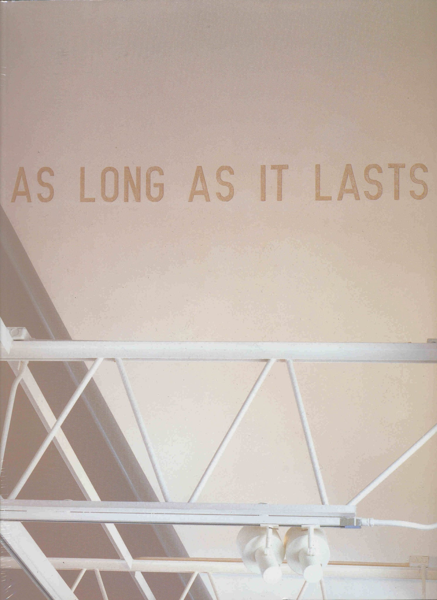 As long as it lasts: A History of the Renaissance Society, 1990-2001 - Book at Kavi Gupta Editions
