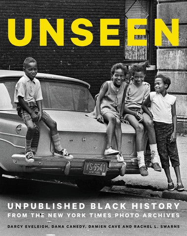 Unseen: Unpublished Black History from the New York Times Photo Archives - Book at Kavi Gupta Editions