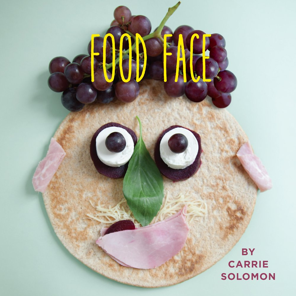 Food Face by Carrie Solomon - Book at Kavi Gupta Editions