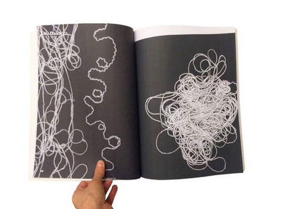 Between the Lines: A Coloring Book of Contemporary Artists, Vol. 5 - Book at Kavi Gupta Editions