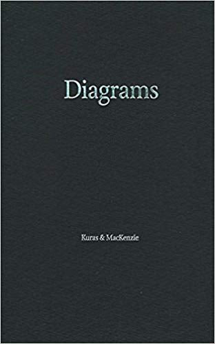 Kuras & MacKenzie: Diagrams - Artist's Book at Kavi Gupta Editions