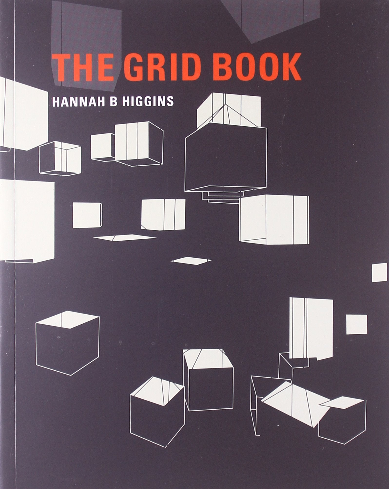 The Grid Book by Hannah B. Higgins - Book at Kavi Gupta Editions