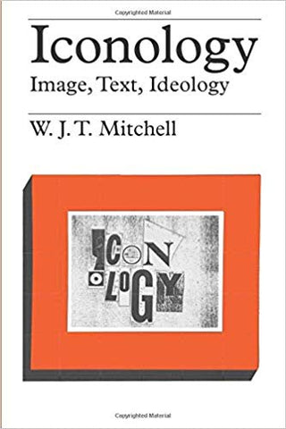 Iconology by W.J.T. Mitchell - Book at Kavi Gupta Editions