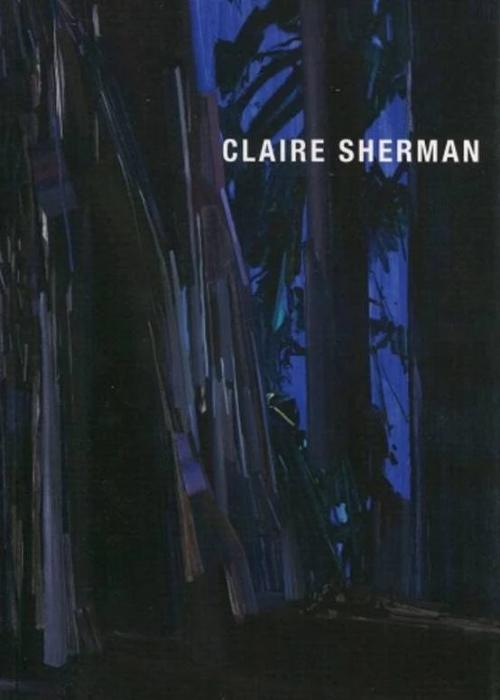 Claire Sherman - Book at Kavi Gupta Editions
