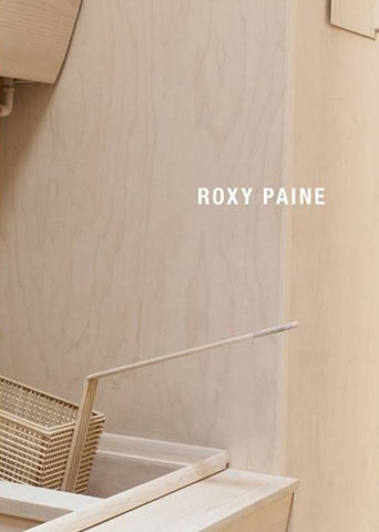 Roxy Paine - Book at Kavi Gupta Editions
