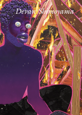 Devan Shimoyama - Book at Kavi Gupta Editions