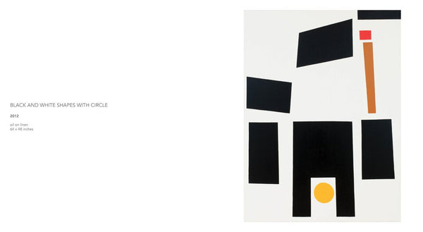 Plain Black: Abstract Paintings by Clare Rojas - Book at Kavi Gupta Editions
