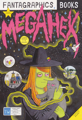 Megahex by Simon Hanselmann - Book at Kavi Gupta Editions