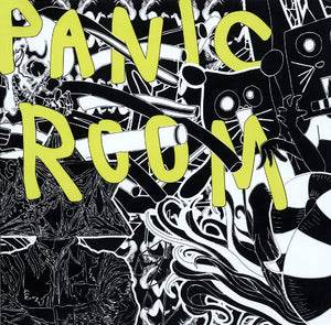 Panic Room: Selections from the Dakis Joannou Works on Paper Collection - Book at Kavi Gupta Editions